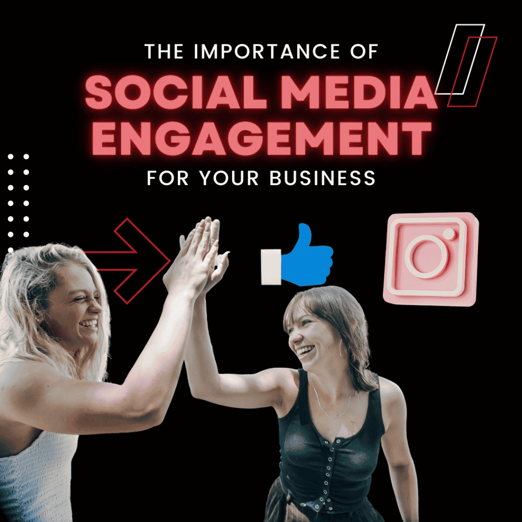 social media engagement for your business featured image from onesource branding and media